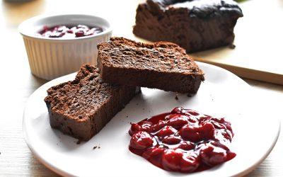 Fit brownie zfasoli
